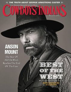 """Anson Mount from my favorite show """"Hell On Wheels"""" Anson Mount, George Armstrong, Hell On Wheels, Mexico Culture, Minimal Movie Posters, Cowboys And Indians, Face Reference, Digital Magazine, Older Men"""