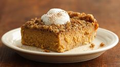 CCs pies and cafe sweet potato pie: Since North Carolina grows the most sweet potatoes in the country, they get dibs on this scrumptious dessert