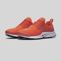 RELEASE REMINDER | Launching at 8am GMT Nike Wmns Air Presto Total Orange http://ift.tt/1MhTjVA