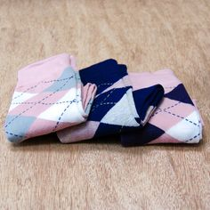 Men/boys' argyle socks. Available in children's sizes in popular wedding colors. (Blush pink, coral, eggplant and more.) #pinkwedding #weddingcolors #ringbearer #blushpink