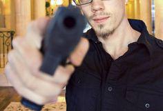 Wien-Rudolfsheim-Fünfhaus: 45-Jähriger forderte in Lokal mit vorgehaltener Pistole freie Getränke