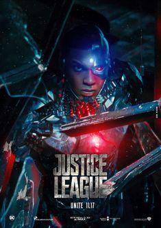 Cyborg Dc Comics, Dc Comics Heroes, Dc Comics Characters, Marvel Dc Comics, Justice League Marvel, Justice League Characters, Superman Wonder Woman, Cinema, Marvel Comic Character