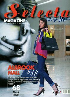 Angelica Rebolo para Selecta Magazine