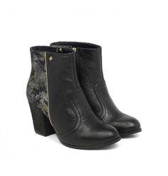 Ankle Boots 143802 Preta