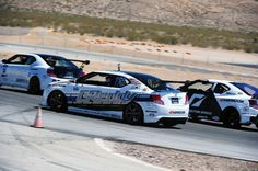 Scion Cars racing!