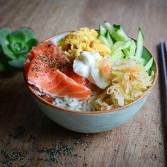 Flavours of Japan w/ CARROT daikon sauerkraut
