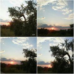 E poi ci sono certi tramonti che trasformano un giorno normale in un giorno speciale. #myphoto #mypin #tramonto #skylovers #clouds #isabelladifronzo #isabella #passion #emozioni #indimenticabile