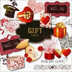 Gift Love - Friendly Scrap