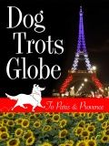 Dog Trots Globe  This is a fun book, come enter the giveaway at Terri's Little Haven & jenn too