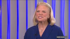 Ginni Rometty, the head of IBM, tells Fareed about the cognitive computing…