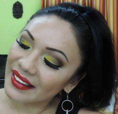 Maquillaje http://www.youtube.com/watch?v=gB9BDfl7fWY