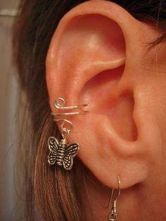 Ear Cuff..Looks like I found my next ear piercing