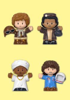 The new Inspiring Women set of Fisher Price Little People Figurines commemorates Amelia Earhart, Rosa Parks, Sally Ride and Dr Maya Angelou #toys #holidaygifts #toysforkids #giftsforgirlfriends #feminist #history #giftsforwomen Toddler Toys, Baby Toys, Kids Toys, Birthday Gifts For Best Friend, Best Friend Gifts, Cool Mom Picks, Amelia Earhart, Rosa Parks, Inspiring Women