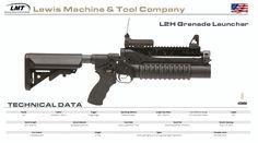 LMT - L2H Grenade Launcher