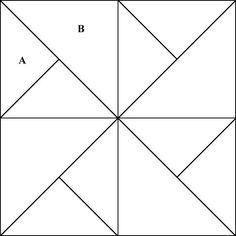 Free 10 Quilt Block Patterns   Download this free quilt block