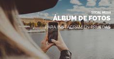 Álbum de fotos para Instagram en desarrollo #DRMSocialMedia #SocialMedia #MarketingDigital