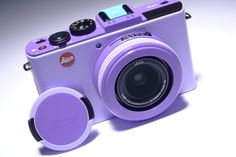 Don't shy away from color...get a custom Leica D-lux 6 from ColorWare!