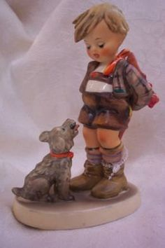 """Not For You"" Hummel Figurine"