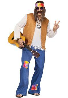 Hippy Costume - 70's Fancy Dress at Escapade™ UK - Escapade Fancy Dress on Twitter: @Escapade_UK