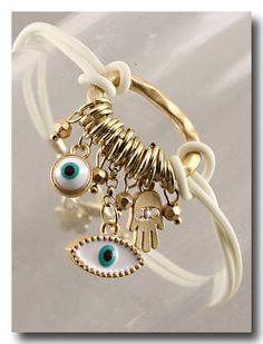 Evil Eye - Hamsa Bracelet