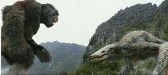 Kong: A Ilha da Caveira ganha trailer ELETRIZANTE e um novo cartaz