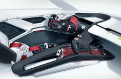 Audi Interior, Car Interior Sketch, Car Interior Design, Interior Design Sketches, Car Design Sketch, Interior Rendering, Automotive Design, Car Sketch, Transportation Design