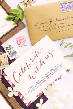 Custom Wedding Invitation by Engaging Papers
