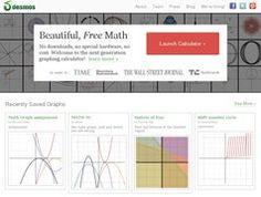 Desmos. Une calculatrice scientifique en ligne gratuite, puissante et complète.