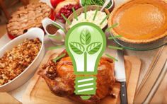 How to Have an #Eco-Friendly #Thanksgiving - #tips for going green this #holiday season