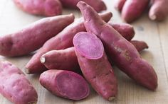 What the Heck is a Purple Sweet Potato and How Do You Cook It? Lots of great desserts.
