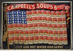 SOUP: The patriotic brand