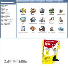 Sprachpaket Spanisch