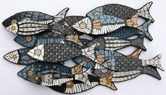 Flow by Angela Ibbs by Angela Ibbs Mosaics at BreezyB5, via Flickr