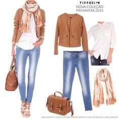 TIFFOSI - Nova Coleção Primavera 2014 #tiffosi #tiffosidenim #newcollection #novacoleção #denim #primavera #spring #newin #woman Jeans:http://www.tiffosi.com/mulher/calcas-de-ganga/calcas-de-ganga-blake-skinny-21915.html Casaco:http://www.tiffosi.com/mulher/casacos/casaco-21530.html Camisa:http://www.tiffosi.com/mulher/camisas-e-tunicas/camisas-l-s-branco-19698.html Carteira:http://www.tiffosi.com/mulher/acessorios/carteira-18033.html