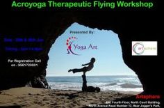 Acroyoga Therapeutic Flying Workshop – Pune - http://www.eventsnode.com/pune/event/acroyoga-therapeutic-flying-workshop-pune/