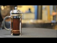 The Perfect Way to Brew French Press Coffee - YouTube