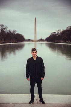 Martin Garrix in Washington D.C ❤