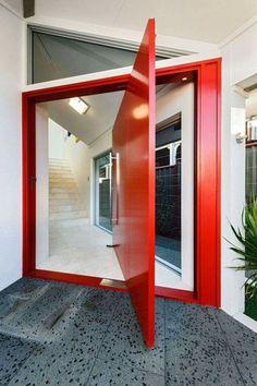 Entrance statement design