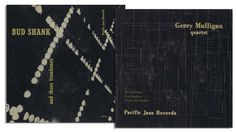 Bud Shank and three trombones / Gerry Mulligan quartet