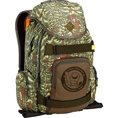 Special Offers - Burton HCSC Shred Scout Pack (Forest Print) - In stock & Free Shipping. You can save more money! Check It (August 16 2016 at 08:46AM) >> http://outdoorgrillusa.net/burton-hcsc-shred-scout-pack-forest-print/