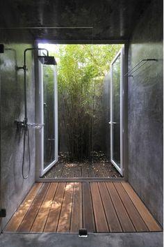 Roundup of Our Pinterest Contest Favorite Indoor-Outdoor Spa Sanctuaries!