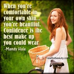 Get in touch with your inner beauty that is your soul :)