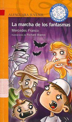 En esta ocasión Mercedes Franco, reconocida por sus historias de espantos y aparecidos, nos ofrece un inventario de fantasmas propios de la tradición oral venezolana. Se trata de relatos que cuentan dónde suelen aparecer, cómo reconocer y cómo enfrentar cada fantasma... #Venezuela #Fantasmas #Folclore #Cuentos #Mitos