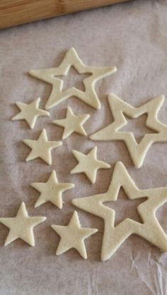 Trylledej - stjerner til juletræet