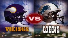 Detroit Lions Vs Minnesota Vikings : Match Preview, Arena Details & Complete Lineup - http://www.tsmplug.com/nfl/detroit-lions-vs-minnesota-vikings-nfl-match-preview-arena-details-complete-lineup/