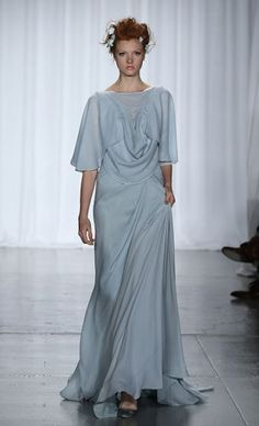Mercedes-Benz Fashion Week : ZAC POSEN Spring 2014