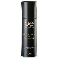 Bb Cream Efeito Blur Fps 30 Be Emotion  Uniformiza a pele e auxilia na prevenção do envelhecimento precoce e formação de sinais! www.polishop.com.vc/izuntamertz