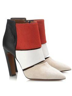 The Mid Heel - Calvin Klein Collection