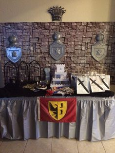 Knight party