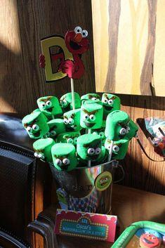 Elmo & Sesame Street Birthday Party Ideas   Photo 5 of 21   Catch My Party